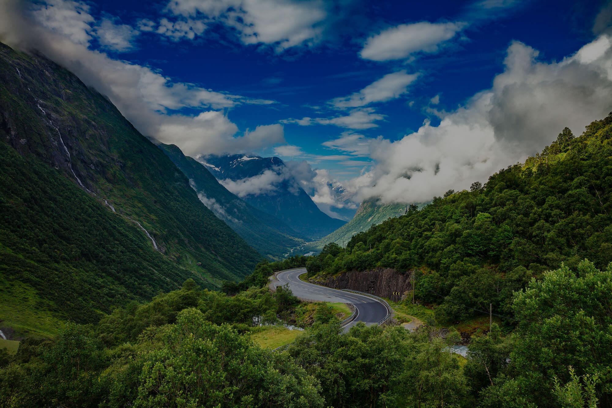 Busreisen Norwegen Reimann Reisen
