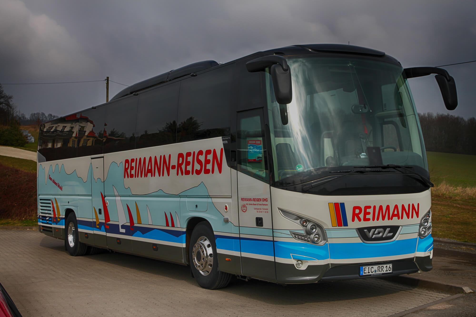 Reimann Reisen Busreise 2