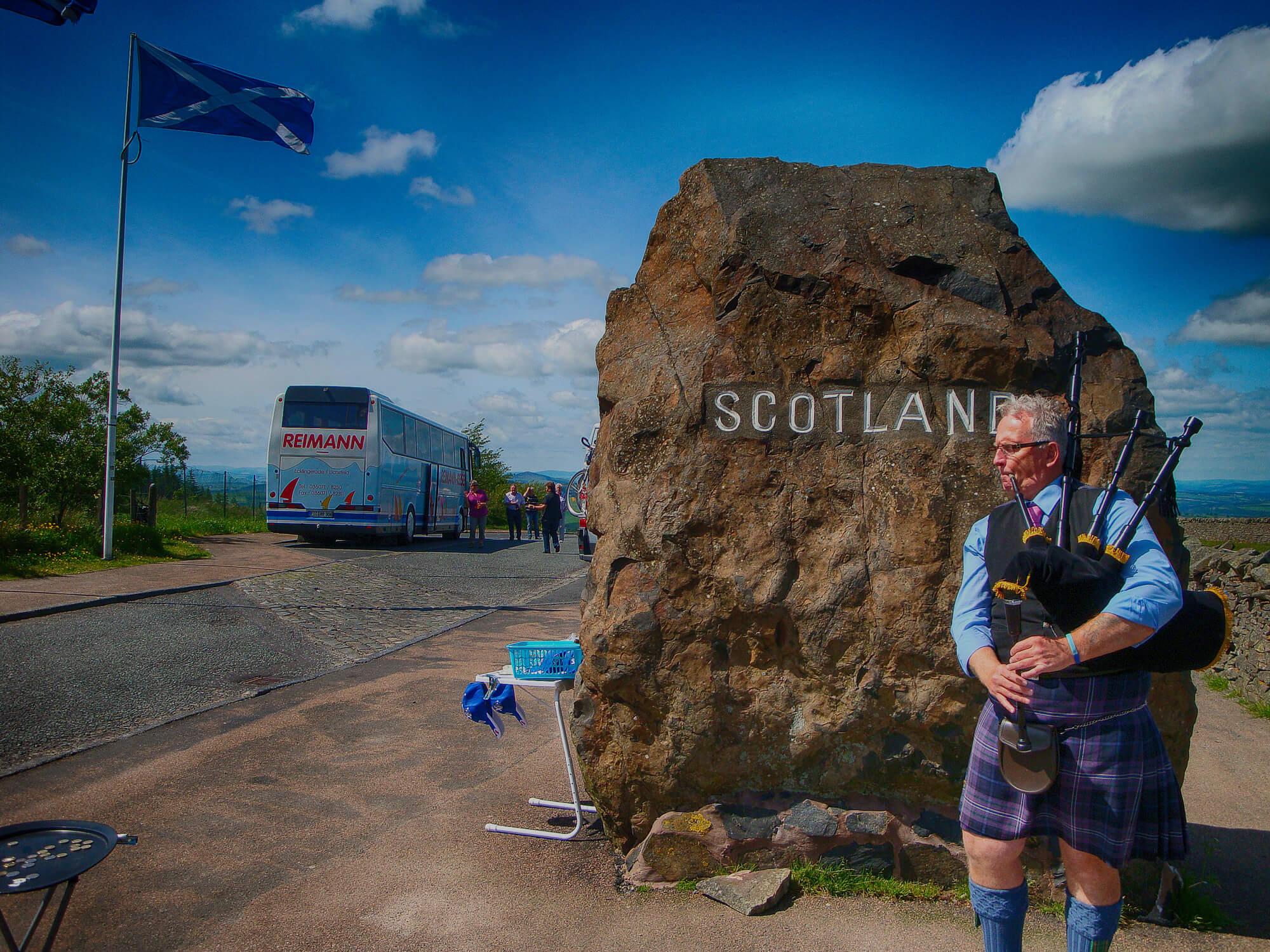 Reimann Reisen Busreise Schottland