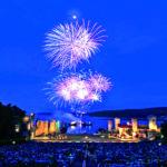 Störtebeker Festspiele auf Rügen Fuerwerk