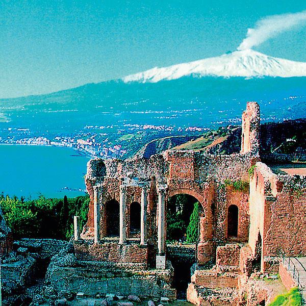 Sizilien Ätna