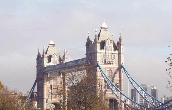 London Towerbridge Busreise