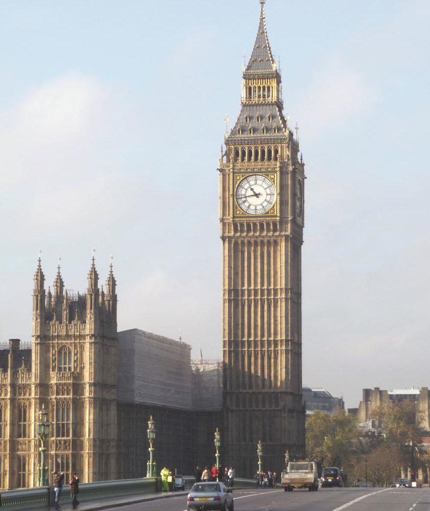 London BigBen Busreise