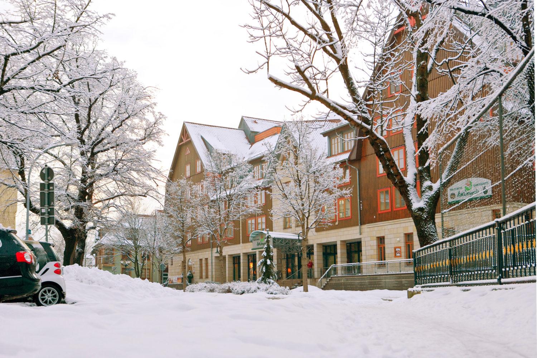 Erlebnisreiche Adventsreise in den Harz HKK-Hotel-Wernigerode