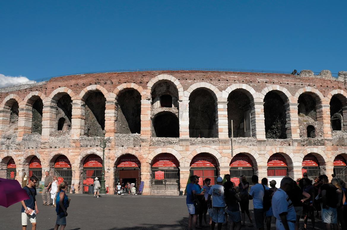Italien Verona