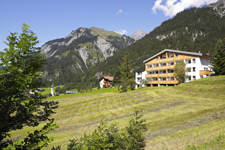 Vorarlberg Sonnblick