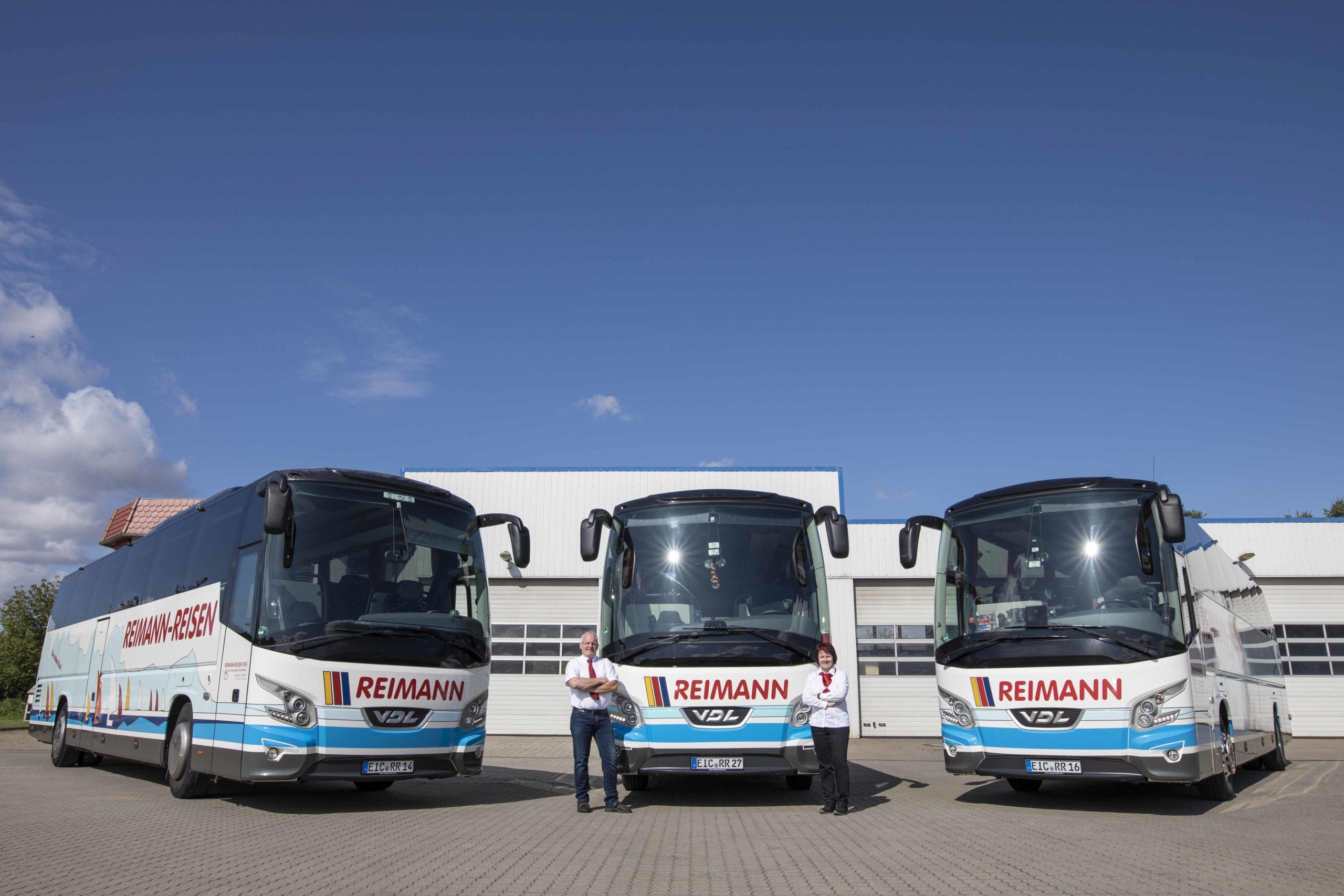 Reimann-Reisen Team Ecklingerode Firmengebäude